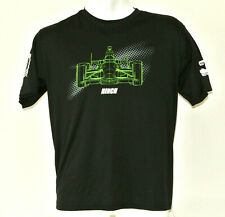 James Hinchcliffe 2012 Andretti Autosport IndyCar Racing T-Shirt Hinchtown Large
