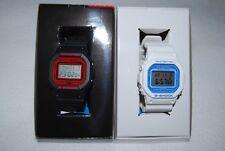 Casio G-Shock DW-5600VT Evangelion Rei Ayanami & NERV EVA Watches