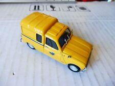 Renault 4 4L R4 fourgonette PTT La Poste Norev 1:43e quasi neuve