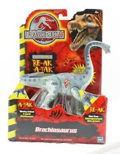 Jurassic Park Iii 3 Electronic Re-Ak A-Tak Brachiosaurus Mib Hasbro 2001