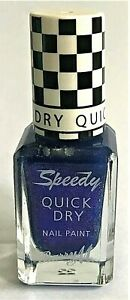 BARRY M SPEEDY QUICK DRY NAIL PAINT POLISH VARNISH SUPERSONIC NEW