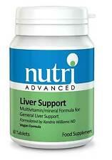 Nutri Advanced Liver Support, 60 Capsules
