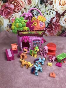 My Little Pony Mini Figures  Bundle Collection - Sweet Shop