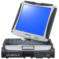 Panasonic Toughbook CF-19 MK7, Core i5-3340M - 2.7GHz, 4GB, 128GB SSD, Webcam