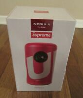 Supreme Anker Nebula Capsule II Projector Red FW20 Supreme New York 2020 New NIB