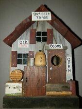 Original Vintage M. L. Studtman Original Antique Shop Bird House