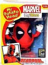 Marvel Exclusive Deadpool Mr. Potato Head Pop Taters