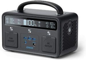 Anker PowerHouse II 400 Portable Battery. 300W/388.8Wh. 110V AC, USB, DC outputs