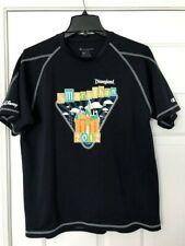 Disneyland Half Marathon Finisher's Shirt 2012 Champion Blue Run Disney Medium
