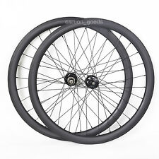 700C 40mm Carbon Tubular Disc Brake Cyclocross UD Matt BASALT Sapim CX-ray wheel