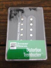 SEYMOUR DUNCAN TB-6 Duncan Distortion Trembucker Pickup Balck Bridge Floyd Rose