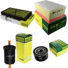 Mann-Filter inspección set petróleo-aire-combustible-polen filtro molki - 10226555