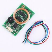 Dual Frequency Wiegand Reader RFID Wireless Module 13.56MHz 125KHz for IC Card
