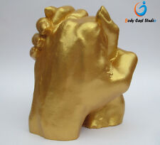 Acrylic Metallic Paints - GOLD / High Pigment Concentration