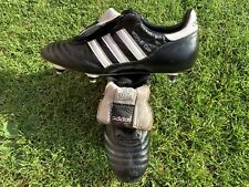 Adidas World Cup SG, UK 8, Black / White
