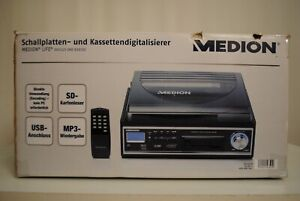Schallplatten- und Kassettendigitalisierer MEDION LIFE MD83930