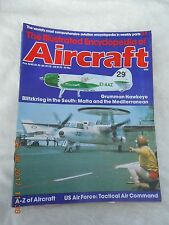 THE ILLUSTRATED ENCYCLOPEDIA  OF AIRCRAFT  NOS. 31- 57 INCLUSIVE (COMPLETE)