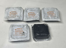 Lot of 5 Markern Imaje 5803 Black Touch Dry Ink Sold As-Is