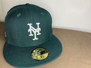 Jae Tips Bronx Social Exclusive New York Mets Green Lavender UV 7 5/8 New Era