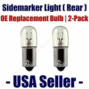 Sidemarker (Rear) Light Bulb 2pk - Fits Listed Dodge Vehicles - 1893