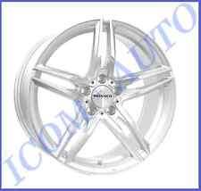 4 X JANTES 18 POUCES MONACO GRAND PRIX 8 x 18 AUDI BMW FORD MERCEDES VW VOLVO