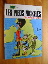 PELLOS - Les Pieds Nickelés en Angleterre n° 27