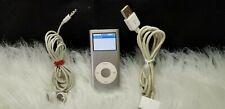 Apple iPod Nano 2nd Generation 2GB Silver A1199
