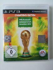 PS3 SPIEL FIFA FUSSBALL WELTMEISTERSCHAFT BRASILIEN 2014 PLAYSTATIONSPIEL GAME