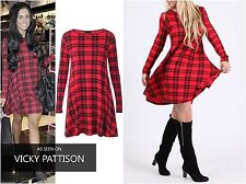 Unbranded Checked Casual Dresses for Women