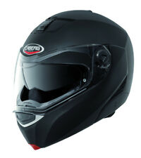 Caberg Modus DVS Modular Flip Front Motorbike Motorcycle Helmet Matt Black XS