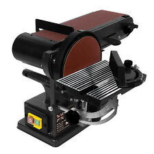 Dpro tool Bench Belt & Disc Sander 390mm Sander Sanding With Powerful 350w Motor