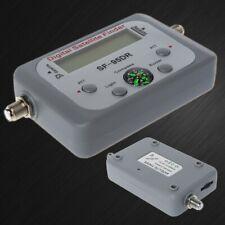 Digital Satellite Finder Meter TV Finder Signal Sat Decoder LCD FTA Dish DVB-T2