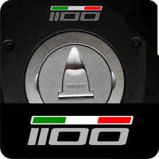 1 Adesivo DUCATI MONSTER per serbatoio 1100 con bandierina tricolore