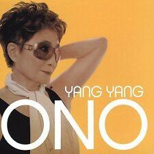 FREE US SH (int'l sh=$0-$3) NEW CD Ono: Yang Yang Single