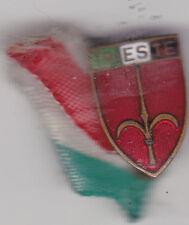 distintivo Trieste con  nastro tricolore