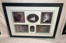 FRIENDS of NRA Medal & Art Print Collage EDDIE LE PAGE Wildlife EAGLE BEAR BISON