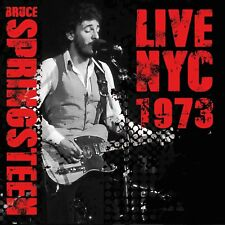BRUCE SPRINGSTEEN - LIVE NYC 1973 (LTD.180 GR.RED VINYL)   VINYL LP NEU