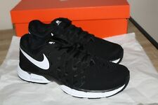 1556facdcd2d NEW Men s Nike Lunar Fingertrap TR Trainer Shoes Black White Size 11 Wide