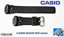 CASIO  CORREA/BAND - DW-6700