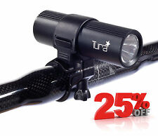 NEW TURA CORBIERE CYCLE FRONT HEAD LIGHT - HI POWER LED - MTB MOUNTAIN BIKE