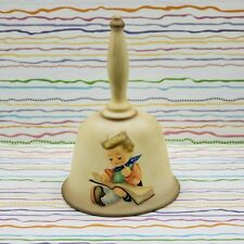 Goebel Hummel 1980 Bell Hum702 Thoughtful Boy with Book 3rd Edition 1978 no Box