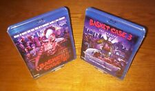 BASKET CASE 2 & 3 new Bluray US import Synapse Films region a free (cult horror)