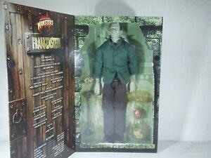 """Sideshow Boris Karloff Frankenstein Monster. 12"""" Figure. From 1931 Film. Boxed"""