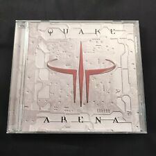 Quake III 3 Arena PC Video Game Shooter ID Software Activision Vintage 1999