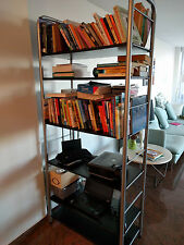 Shelving Unit Black in very good condition