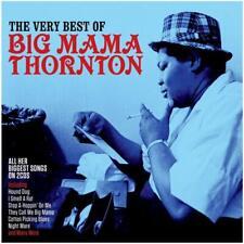 Very Best of Big Mama Thornton 2 CD Hound Dog I Smell a Rat Cotton Pickin Blues