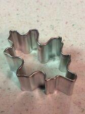 Mini Oak Leaf Cookie Or Mint Cutter 1 1/4 X 1 3/4
