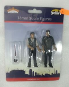 Bachmann Scenecraft G Scale Figures People - Choice of Six