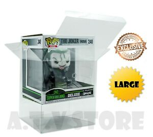ATV Protector / Case For Funko Pop Jim Lee DC Deluxe Collection (Large) x1
