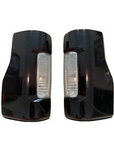 2017-2019 Ford F250 F350 Super Duty Truck Tail Lights - Factory OEM pair, Tinted